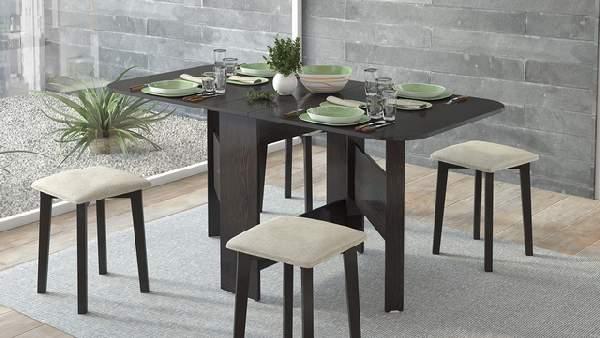 стол обеденный раскладной прямоугольный, фото 21