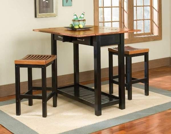 раскладной дизайнерский стол для кухни, фото 54