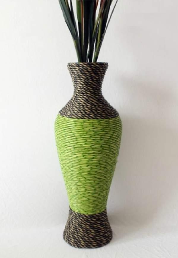 цветы для напольных ваз своими руками, фото 37