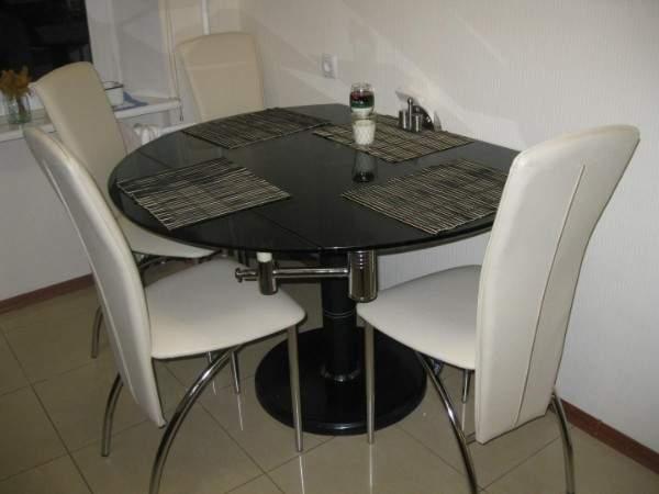 раскладные столы для маленькой кухни, фото 34
