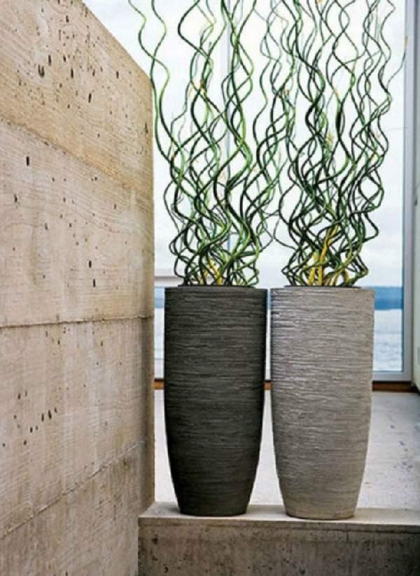 декор напольной вазы своими руками, фото 47