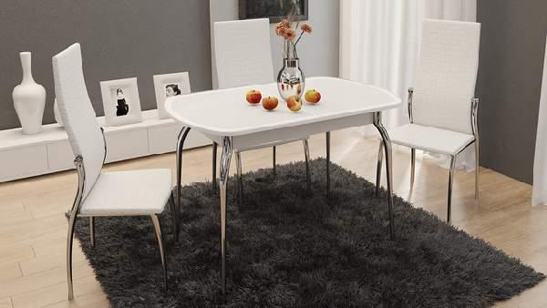 стол обеденный раскладной, фото 2