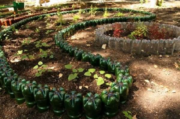 поделки для сада своими руками, фото 45
