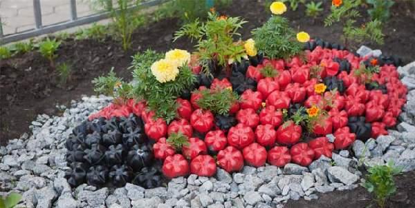 поделки для сада и огорода своими руками, фото 46