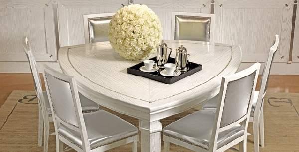 стол обеденный раскладной с ящиком, фото 48