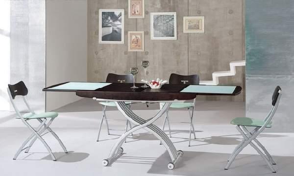 стол обеденный раскладной, фото 42