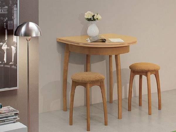 стол обеденный раскладной с ящиком, фото 51