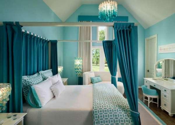 интерьер спальни, фото 49