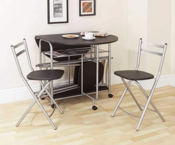 раскладной дизайнерский стол для кухни, фото 24