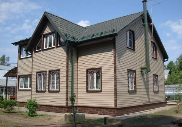 красивые фасады одноэтажных домов, фото 22