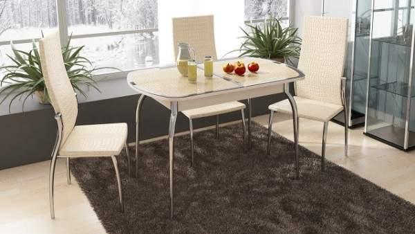 стол кухонный раскладной, фото 38