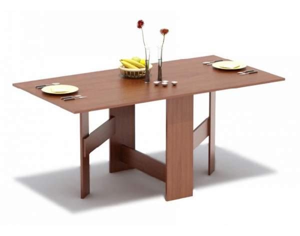 столы деревянные раскладные обеденные, фото 24
