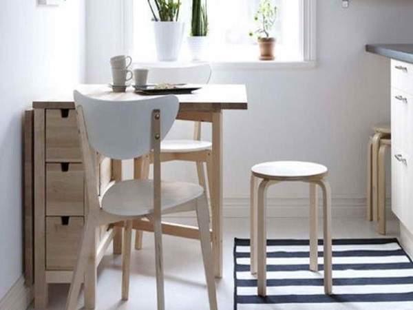 стол кухонный раскладной деревянный, фото 47