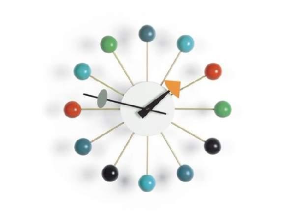 настенные часы в интерьере, фото 55