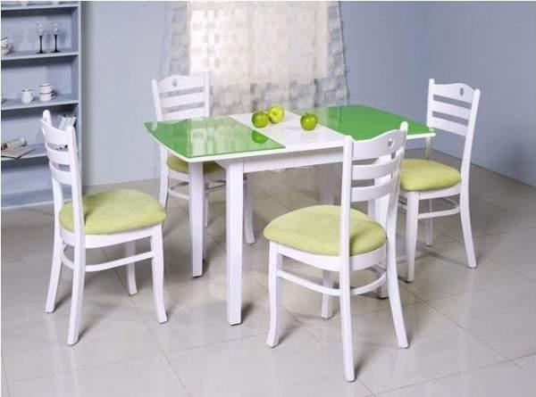 стол кухонный раскладной с ящиком, фото 39
