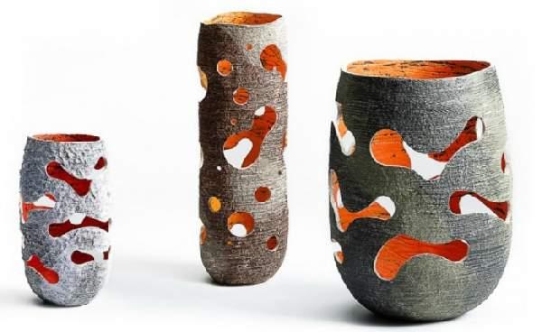 напольная ваза папье маше своими руками, фото 29