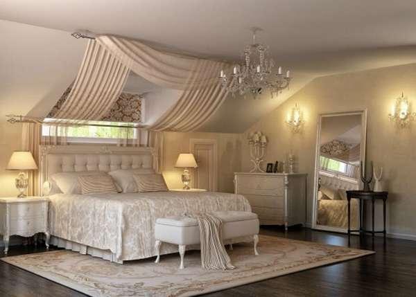 дизайн интерьера современной спальни, фото 43
