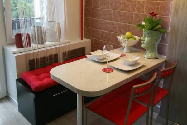 стол раскладной для кухни, фото 41