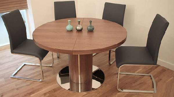 стол обеденный на одной ноге раскладной, фото 32