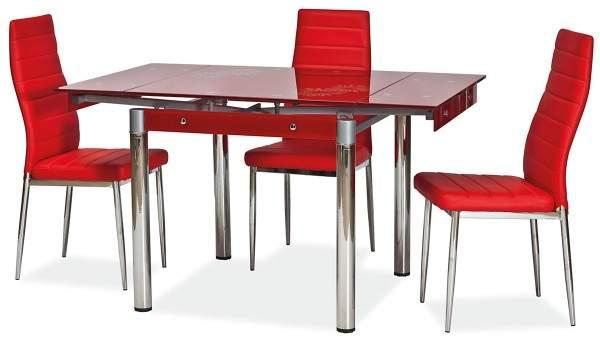 стол кухонный стеклянный раскладной, фото 60