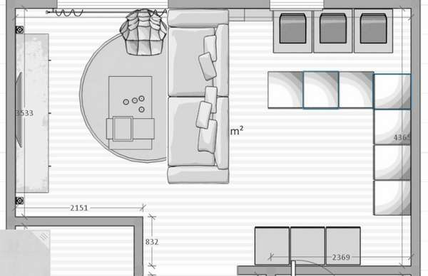 дизайн кухни гостиной фото, фото 57