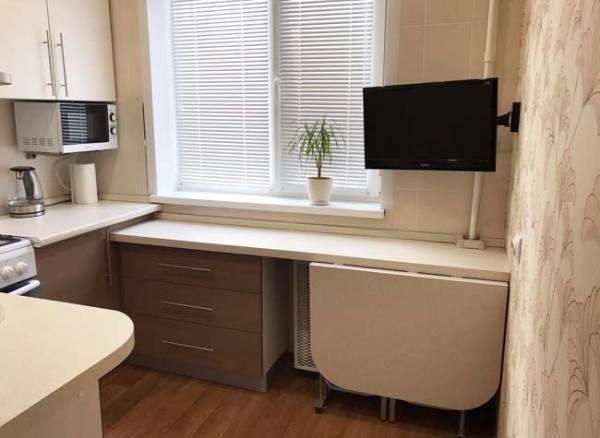 стол раскладной для кухни, фото 61