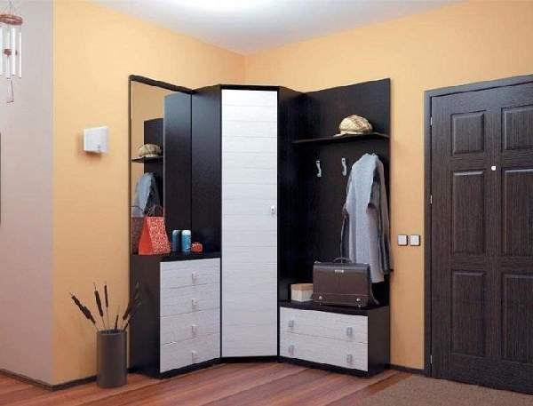 прихожая в коридор фото в квартире, фото 23