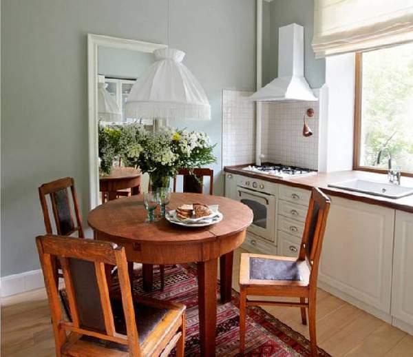 стол обеденный раскладной фото, фото 4