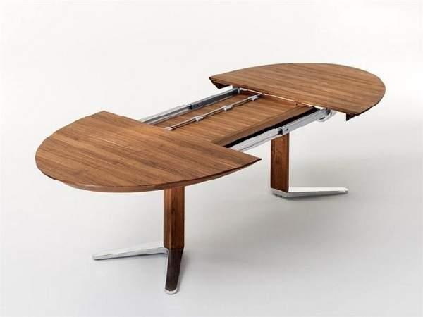 стол обеденный раскладной овальный, фото 43