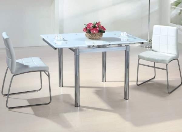стол кухонный раскладной для маленькой кухни, фото 6