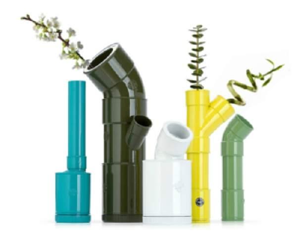 напольная ваза своими руками из картона, фото 34