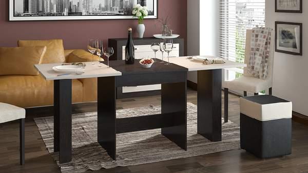 стол обеденный раскладной прямоугольный, фото 56