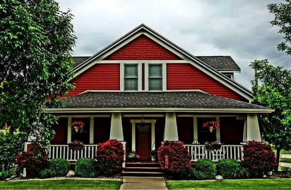 красивые одноэтажные дома с террасой фото, фото 97