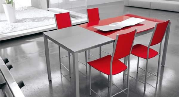стол обеденный раскладной прямоугольный, фото 57