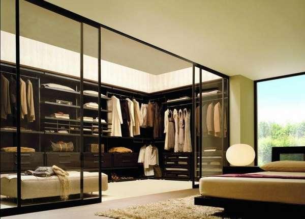 интерьер спальни кабинета, фото 21