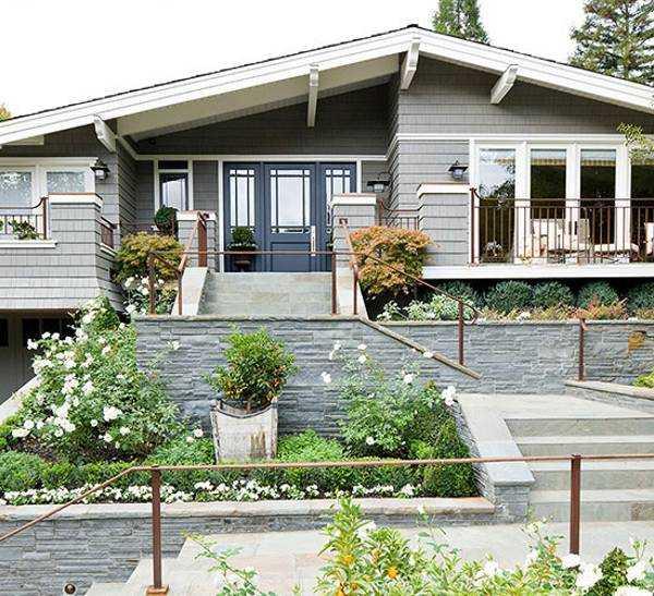 красивые деревянные одноэтажные дома, фото 3
