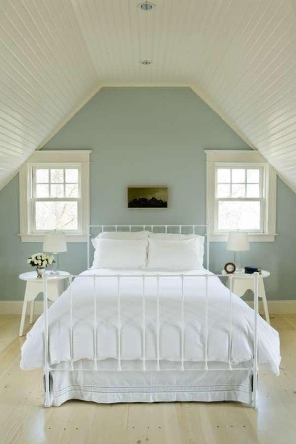 бюджетный интерьер спальни, фото 47
