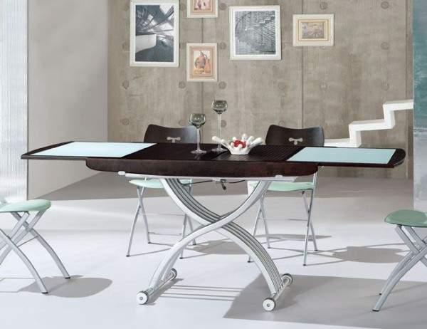 раскладной дизайнерский стол для кухни, фото 43