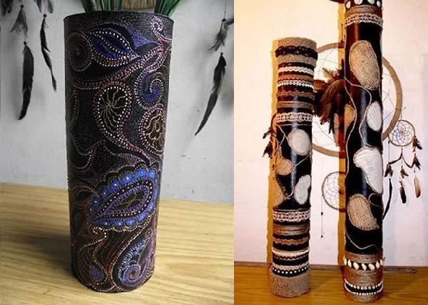 фото напольных ваз своими руками, фото 36