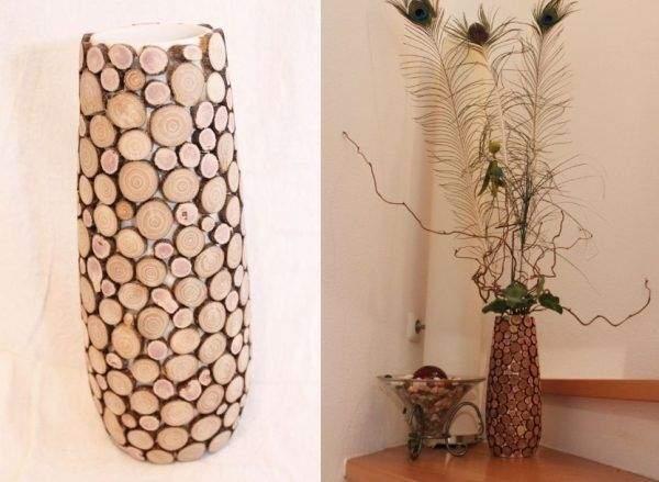 напольная ваза своими руками, фото 14