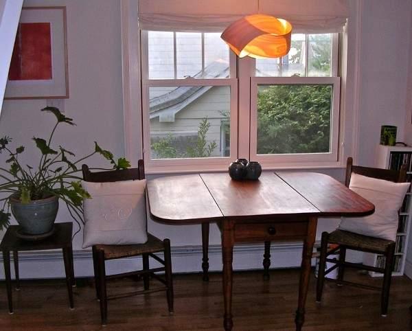 стол кухонный раскладной деревянный, фото 28