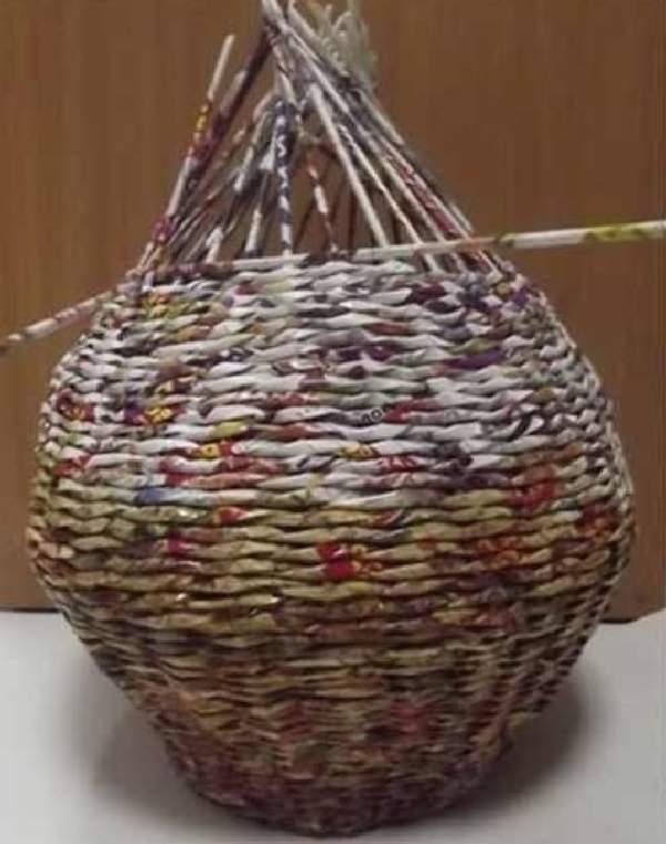 фото напольных ваз своими руками, фото 42