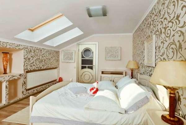 дизайн интерьера спальни, фото 40
