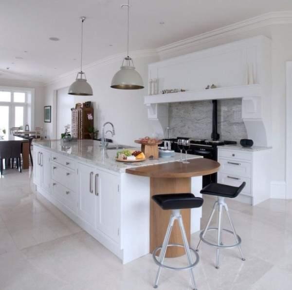 стол на кухню на одной ножке раскладной, фото 30