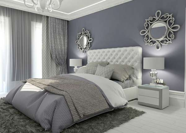 интерьер спальни, фото 67
