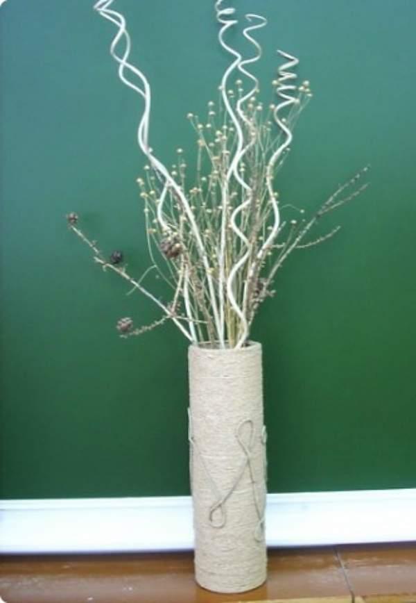 Ветки для напольной вазы своими руками 624