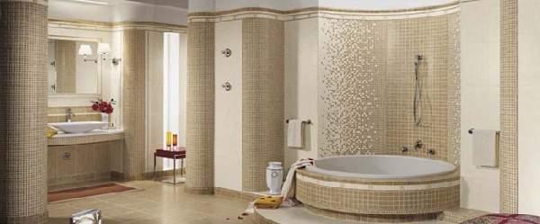 большая ванная комната дизайн фото, фото 17