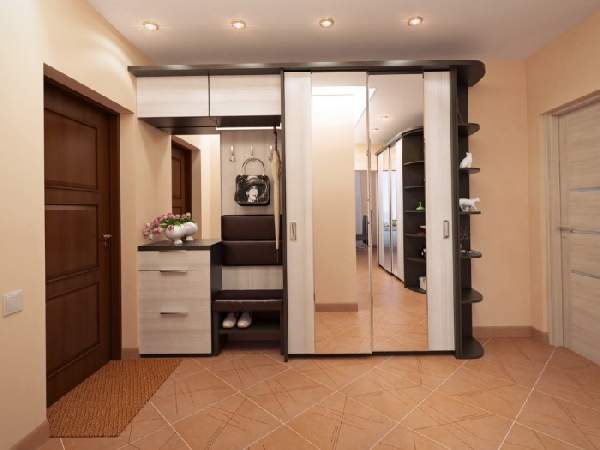 шкаф-купе в коридор, фото 7