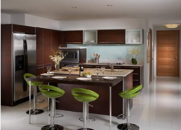идеи современной кухни, фото 44