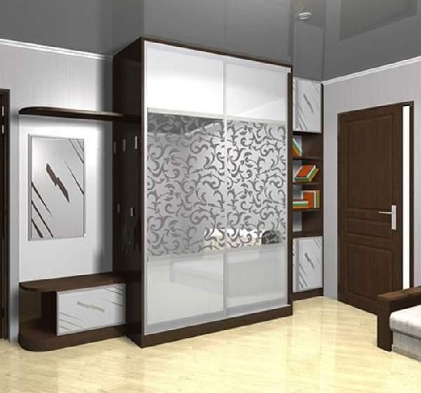 шкаф купе в длинный коридор, фото 40